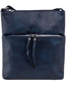 Tmavě modrá dámská crossbody kabelka vel. ONE SIZE 140652-514345
