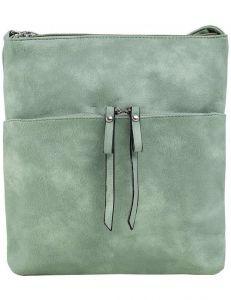 Zelená dámská crossbody kabelka vel. ONE SIZE 140659-514352