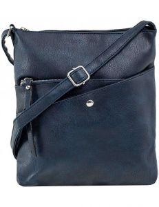 Tmavě modrá dámská crossbody kabelka vel. ONE SIZE 140721-514471