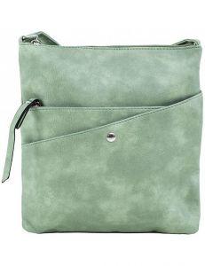 Zelená dámská crossbody kabelka vel. ONE SIZE 140727-514477