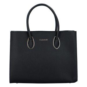 Dámská kabelka přes rameno černá – FLORA&CO Xenres černá