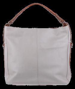 Béžové kožené kabelky Gemma Beige Camel