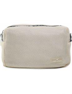 Béžová textilní crossbody kabelka vel. ONE SIZE 141857-520156
