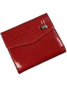 Rovicky červená kožená peněženka vel. ONE SIZE 143221-526084