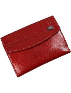 Rovicky červená peněženka z kůže vel. ONE SIZE 143222-526085