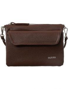 Badura hnědá kabelka s kapsou vel. ONE SIZE 143547-526779