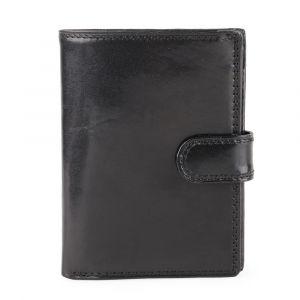 Sněžka Náchod Kožená peněženka V0812AB – černá