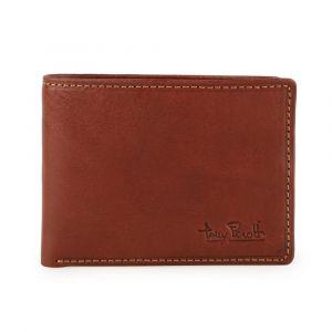Tony Perotti Pánská kožená peněženka Vegetale 1021 – hnědá