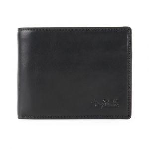 Tony Perotti Pánská kožená peněženka Vegetale 3620 – černá