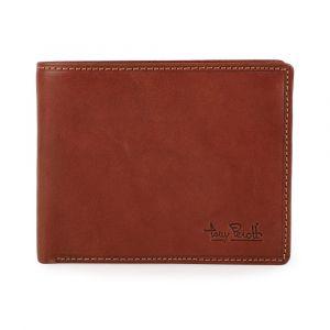 Tony Perotti Pánská kožená peněženka Vegetale 3620 – hnědá