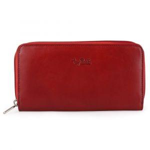 Tony Perotti Dámská kožená peněženka Vegetale 2250-19 – červená