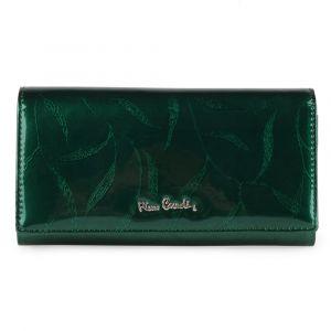 Pierre Cardin Dámská kožená peněženka 02 Leaf 102 – zelená