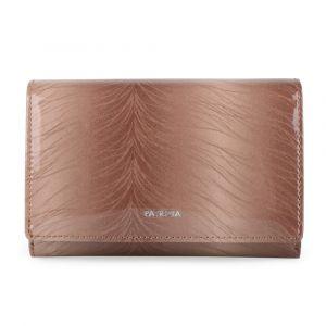 Patrizia Dámská kožená peněženka FF112 – taupe