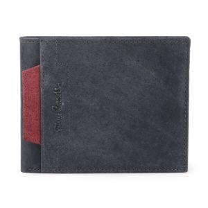 Pierre Cardin Pánská kožená peněženka 8806 – tmavě modrá