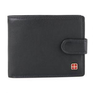 Albatross Pánská kožená peněženka 2215 – černá