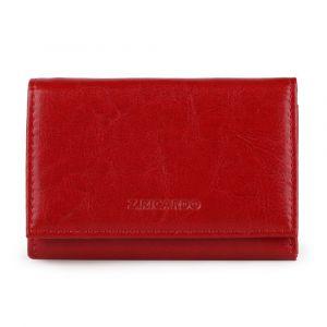 Z. Ricardo Dámská kožená peněženka 062 – červená