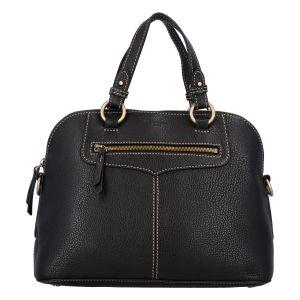 Dámská kabelka do ruky černá – Hexagona Halida černá