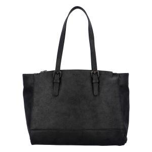 Dámská kabelka přes rameno černá – Hexagona Iqbal černá