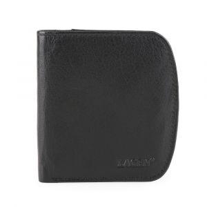Lagen Pánská kožená peněženka W-2021 – černá