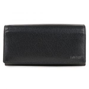 Lagen Kožená číšnická peněženka kasírka LG-02 – černá