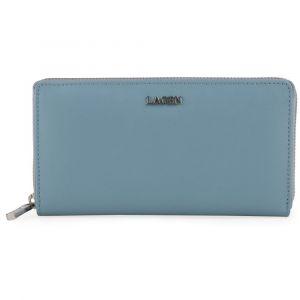 Lagen Dámská kožená peněženka 50353 – modrá