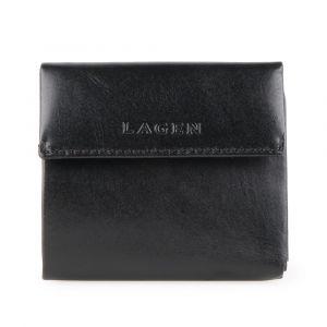 Lagen Dámská malá kožená peněženka TS-500 – černá