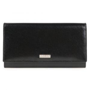 Lagen Dámská kožená peněženka 5038 – černá