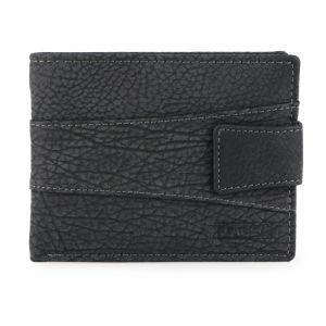 Lagen Pánská kožená peněženka V-98-W – černá