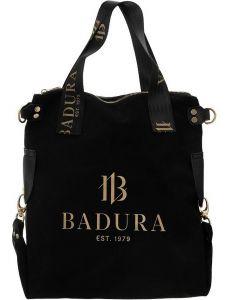 Badura černá kabelka s nápisem vel. ONE SIZE 141060-544819