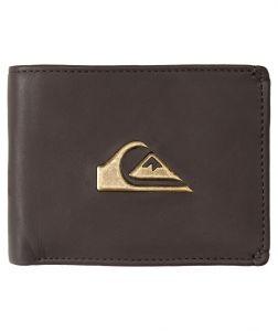 Quiksilver Pánská kožená peněženka Newmissdollarii M Wllt EQYAA03895-CSD0