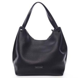 Dámská kabelka přes rameno černá – Pierre Cardin Illumia černá
