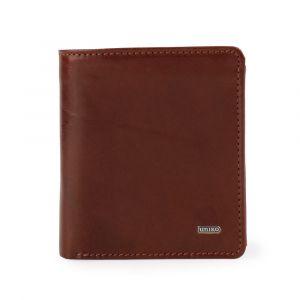 Uniko Pánská kožená peněženka Bushwick 217110 – hnědá