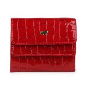 Braun Büffel Dámská kožená peněženka Verona 40015-320 – červená