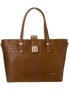 Badura hnědá obdélníková shopper bag vel. ONE SIZE 140939-550190