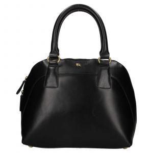 Dámská kožená kabelka Ashwood Miriame – černá