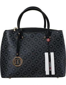 Monnari černá shopper kabelka vel. ONE SIZE 149586-555674