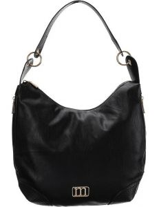 černá shopper kabelka monnari vel. ONE SIZE 149628-555762