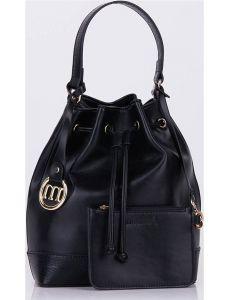 černá originální kabelka monnari vel. ONE SIZE 149629-555763