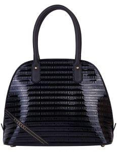 černá lakovaná kabelka monnari vel. ONE SIZE 149669-555812