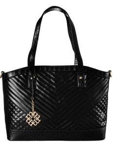 Monnari černá prošívaná shopper kabelka vel. ONE SIZE 149756-555971