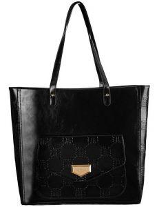 Monnari černá shopper kabelka vel. ONE SIZE 149757-555972