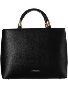 Monnari černá shopper kabelka vel. ONE SIZE 149775-556006