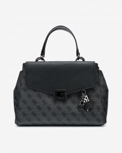 Guess černá kabelka Valy Large