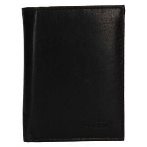 Pánská kožená peněženka Lagen Dion – černá