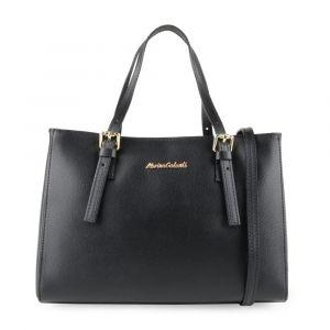 Marina Galanti Dámská kožená kabelka do ruky 99-022-1 – černá