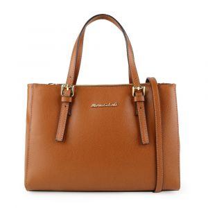 Marina Galanti Dámská kožená kabelka do ruky 99-022-1 – hnědá