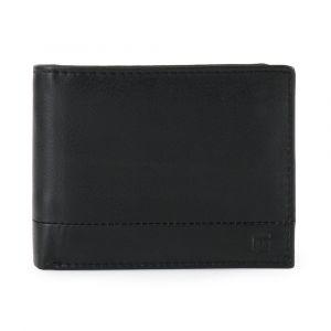 Marina Galanti Pánská kožená peněženka 87-002-1BL – černá
