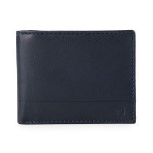 Marina Galanti Pánská kožená peněženka MWP001U01 – tmavě modrá
