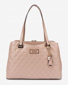Guess růžová kabelka Lola