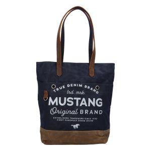 Dámská moderní kabelka tmavě modrá – Mustang Tarada tmavě modrá